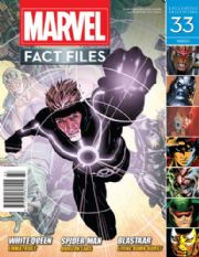 Marvel Fact Files #33 Eaglemoss Publications